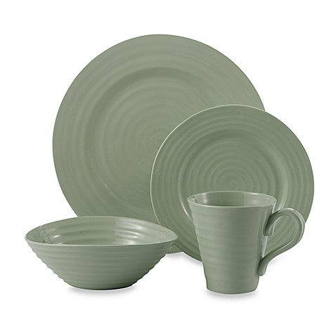 Sophie Conran For Portmeirion 174 Sage Dinnerware Bed Bath