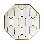 Wedgwood® Arris Octagonal Accent Plate in White
