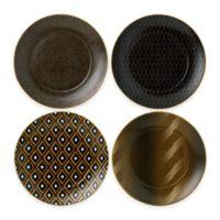 Wedgwood® Arris Accent Tea Plates (Set of 4)