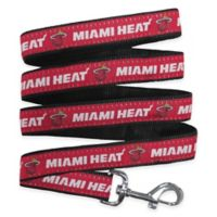 NBA Miami Heat Medium Pet Leash