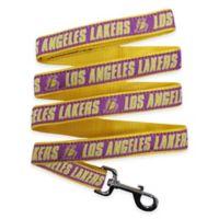 NBA Los Angeles Lakers Small Pet Leash
