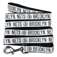 NBA Brooklyn Nets Medium Pet Leash