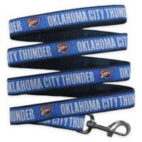 NBA Oklahoma City Thunder Medium Pet Leash