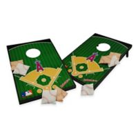MLB Los Angeles Angels Tailgate Toss Cornhole Set