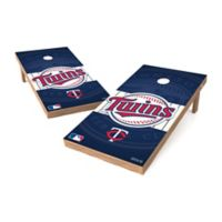 MLB Minnesota Twins Regulation Cornhole Set