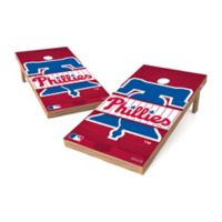 MLB Philadelphia Phillies Regulation Cornhole Set