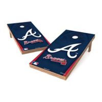 MLB Atlanta Braves Regulation Cornhole Set