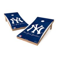 MLB New York Yankees Regulation Cornhole Set