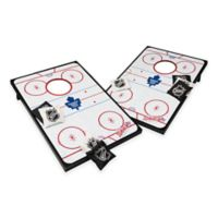 NHL Toronto Maple Leafs Tailgate Toss Cornhole Set