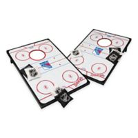 NHL New York Rangers Tailgate Toss Cornhole Set