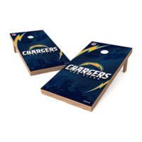 NFL San Diego Chargers Regulation Cornhole Set