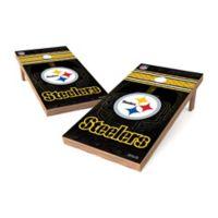 NFL Pittsburgh Steelers Regulation Cornhole Set