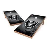NFL Oakland Raiders Regulation Cornhole Set