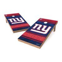 NFL New York Giants Regulation Cornhole Set