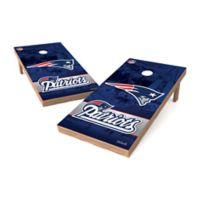 NFL New England Patriots Regulation Cornhole Set