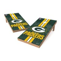 NFL Green Bay Packers Regulation Cornhole Set