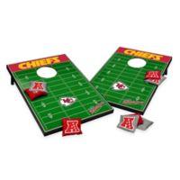 NFL Kansas City Chiefs Tailgate Toss Cornhole Set