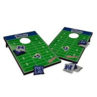 NFL Los Angeles Rams Tailgate Toss Cornhole Set