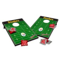 NFL Pittsburgh Steelers Tailgate Toss Cornhole Set