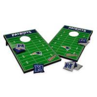 NFL New England Patriots Tailgate Toss Cornhole Set