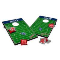 NFL Tennessee Titans Tailgate Toss Cornhole Set