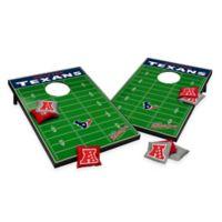 NFL Houston Texans Tailgate Toss Cornhole Set