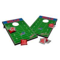 NFL Buffalo Bills Tailgate Toss Cornhole Set