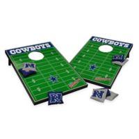 NFL Dallas Cowboys Tailgate Toss Cornhole Set