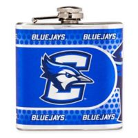 Creighton University Stainless Steel Hip Flask