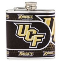 University of Central Florida Stainless Steel Hip Flask
