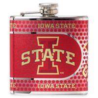 Iowa State University Stainless Steel Hip Flask