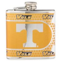 University of Tennessee Stainless Steel Hip Flask