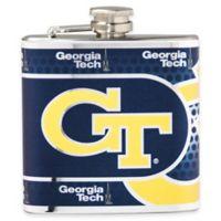 Georgia Tech Stainless Steel Hip Flask