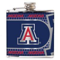 University of Arizona Stainless Steel Hip Flask