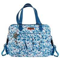 Kalencom™ Berlin Diaper Bag in Berry Blossom Motif