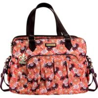 Kalencom™ Berlin Diaper Bag in Colorful Daisies