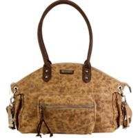 Kalencom™ New York Diaper Bag in Distressed Brown