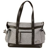 Kalencom™ Los Angeles Diaper Bag in Medallion Gray