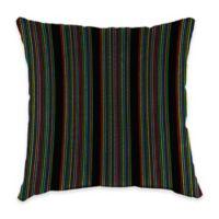 20-Inch Square Outdoor Throw Pillow in Sunbrella® HiFi Glow