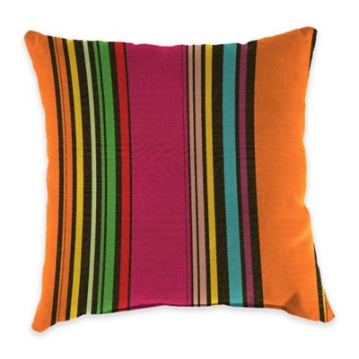 Buy Fun Outdoor Throw Pillows From Bed Bath Amp Beyond