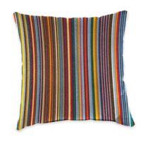 Outdoor Throw Pillow in Sunbrella® Mode Seaside