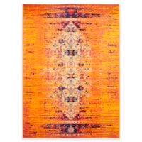 Safavieh Monaco Timeo 8-Foot x 11-Foot Area Rug in Orange Multi