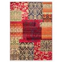 Safavieh Monaco Lola 8-Foot x 11-Foot Multicolor Area Rug