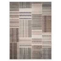 Safavieh Monaco Patchwork 9-Foot x 12-Foot Area Rug in Grey Multi
