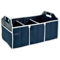 Picnic at Ascot Trunk Organizer in Navy