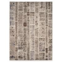 Safavieh Monaco Planks 8-Foot x 11-Foot Area Rug in Beige Multi