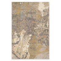 Safavieh Monaco Marble 4-Foot x 5-Foot 7-Inch Area Rug in Ivory/Grey