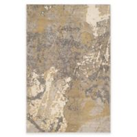 Safavieh Monaco Marble Area Rug in Ivory/Grey