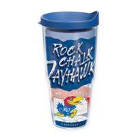 Tervis® University of Kansas Jayhawks 24 oz. Statement Wrap Tumbler with Lid