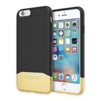 Incipio® EDGE Chrome iPhone 6 Case in Black/Gold